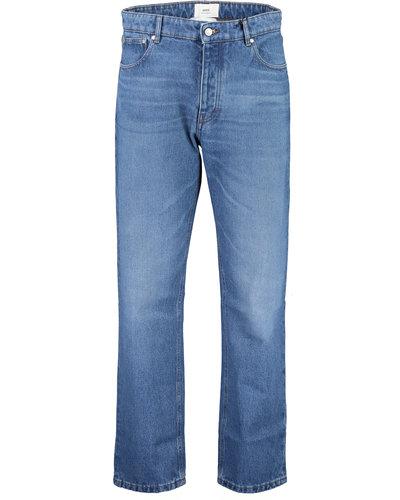 Ami Paris Jeans Blauw