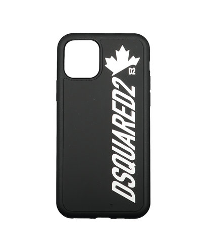 Dsquared2 Leaf Iphone 11 Pro Case Zwart