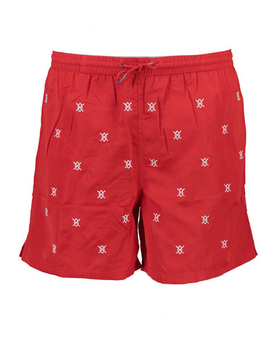 Daily Paper Eswim Shorts Red