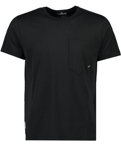 Shadow Project Stone Island 20610 Pocket T-shirt Zwart