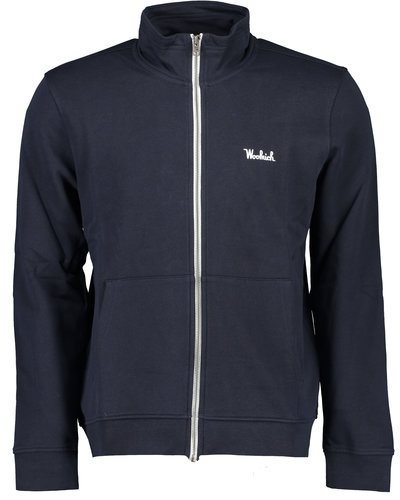 Woolrich Essential Track Jacket Blue