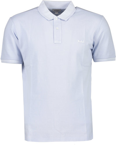 Woolrich Mackinack Polo Light Blue