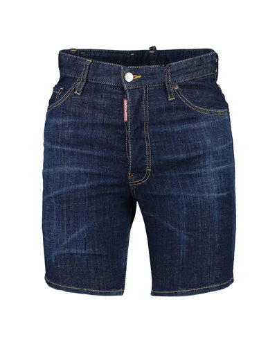 Dsquared2 Jeans Shorts Blauw