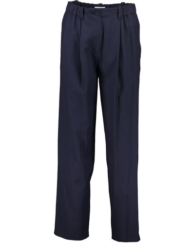 Kenzo Cropped Pantalon Navy