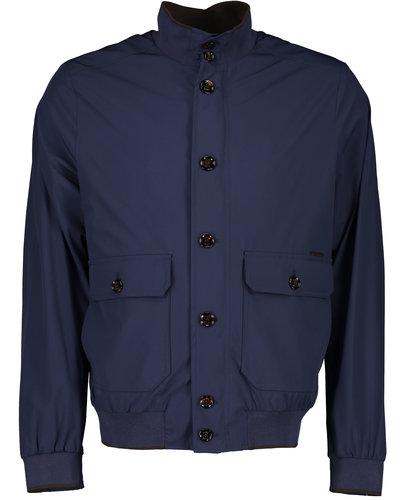 MooRER Carlos Jacket Blauw
