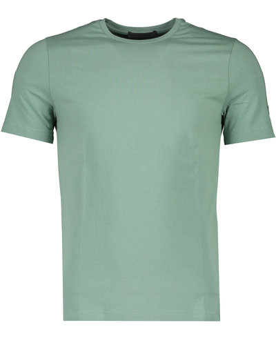 Corneliani Arm Patch T-shirt Groen