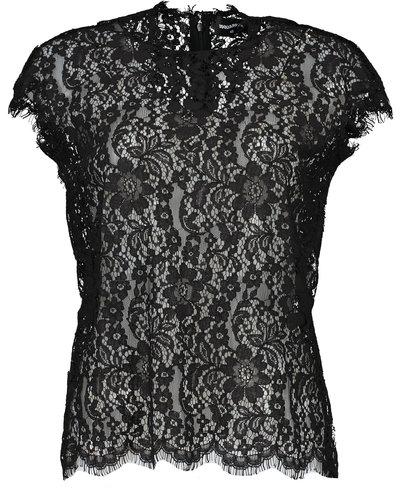 Dsquared2 Chic Top Zwart
