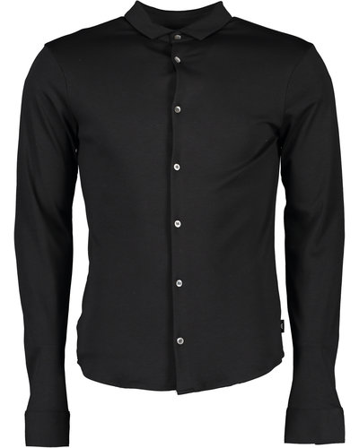 Armani Shirt Schwarz