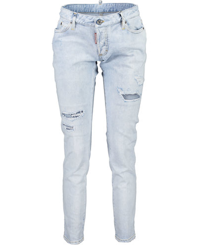 Dsquared2 Jennifer Jeans Blau