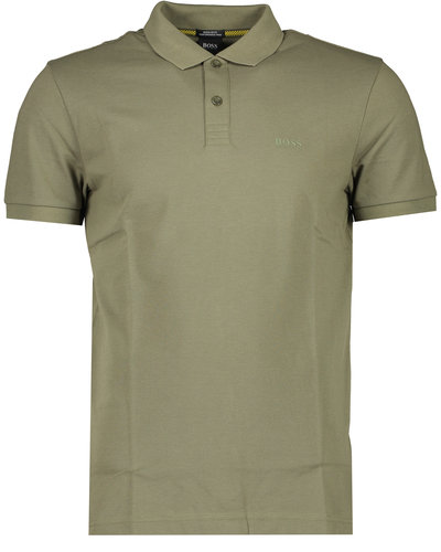Hugo Boss Piro Polo Groen