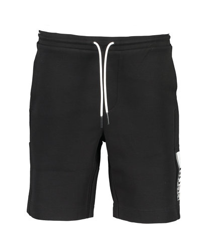 Hugo Boss Headlo Jogging Shorts Zwart