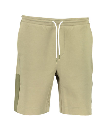 Hugo Boss Headlo Jogging Shorts Legergroen