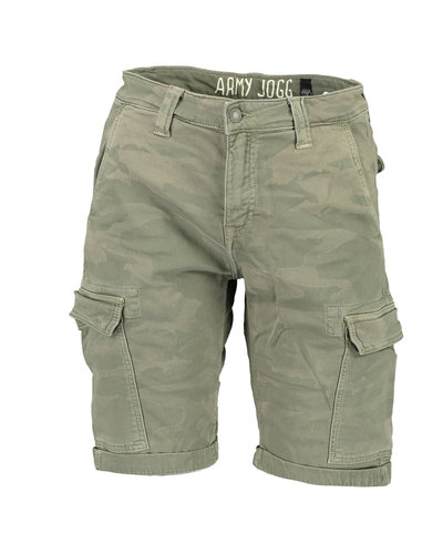Japan Rags Jogg Shorts Camouflage