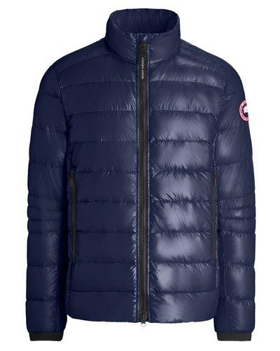 Canada Goose Crofton Jacket Blau