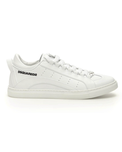 Dsquared2 Lace-Up Low Top 551 Sneaker Wit