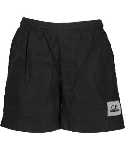 C.P. Company Kids Swim Shorts Zwart