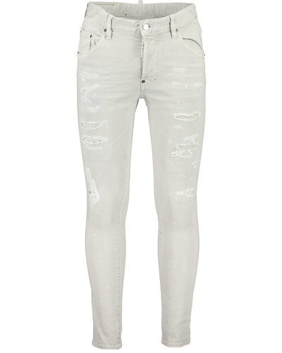 Dsquared2 Super Twinky Jeans Grey