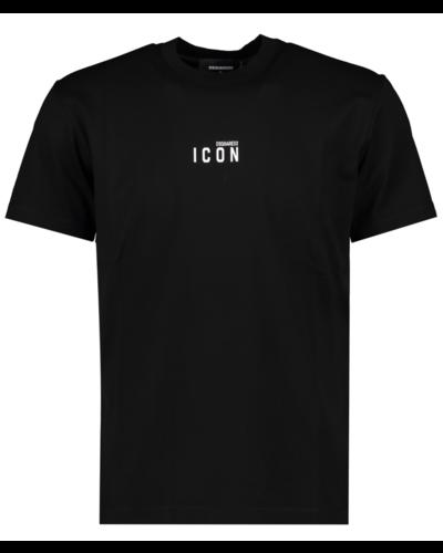 Dsquared2 Mini Icon T-Shirt  Schwarz