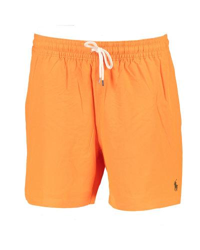 Polo Ralph Lauren Traveler  Stretch Swim Shorts Orange