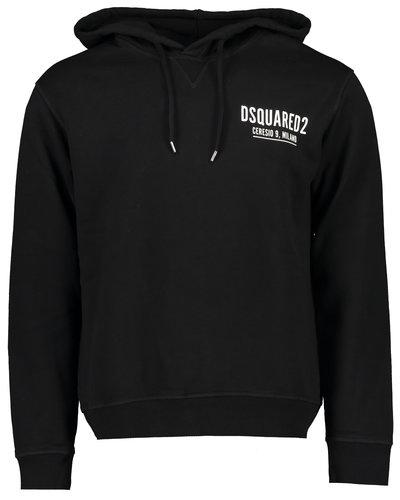 Dsquared2 Ceresio 9 Milano Hoodie Zwart