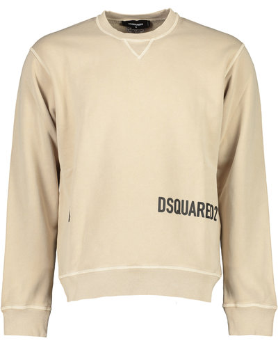 Dsquared2 64 Cool Sweater Beige