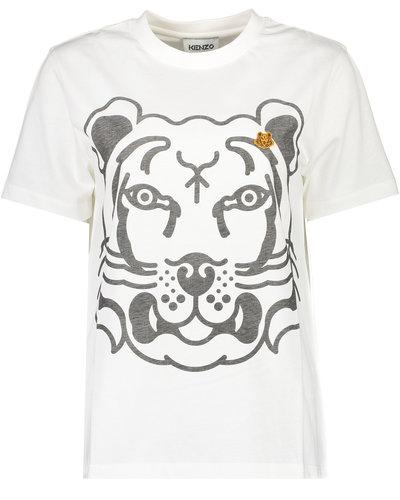 Kenzo K-Tiger T-shirt Wit