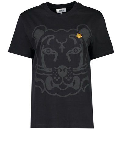 Kenzo K-Tiger T-shirt Schwarz
