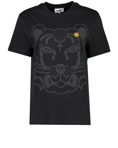 Kenzo K-Tiger T-shirt Zwart