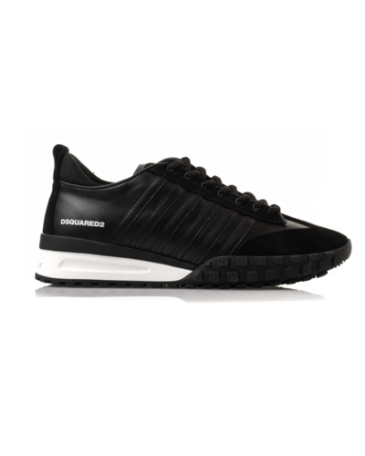 Dsquared2 Legend Suede Sneakers Black