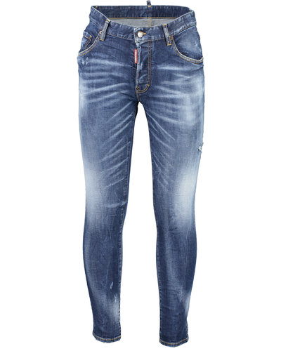 Dsquared2 Super Twinky Jeans Blauw