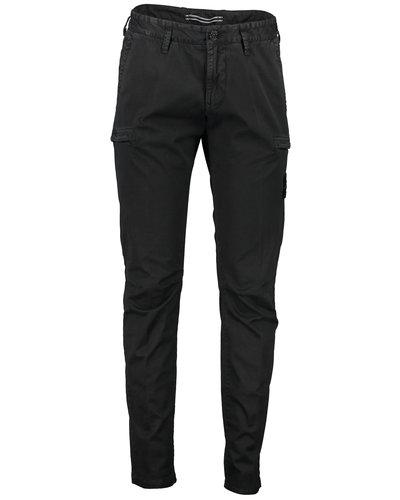 Stone Island 321L1 Stretch Twill Pants Black