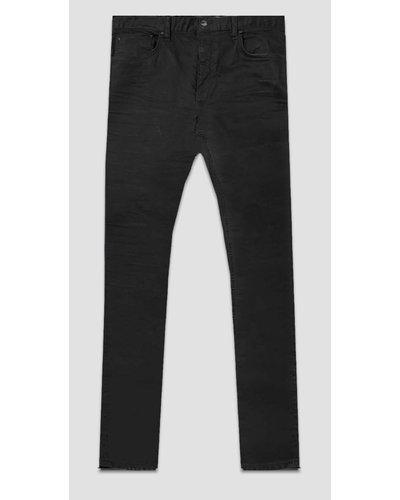 Flaneur Homme Essential Skinny Jeans Zwart