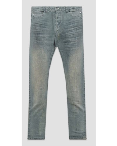 Flaneur Homme Essential Skinny Jeans Blauw