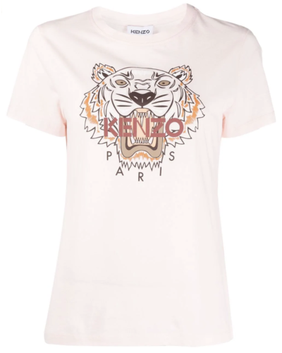 Kenzo Classic Tiger T-shirt Pink/Red