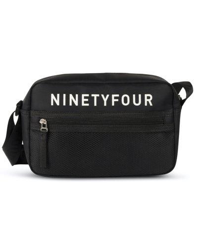 Ninety Four  Messenger Bag Zwart