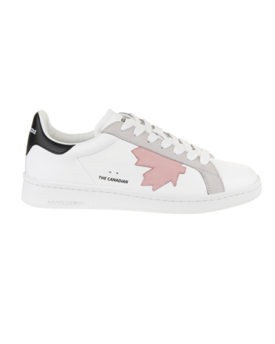 Dsquared2 The Canadian Sneaker Weiß