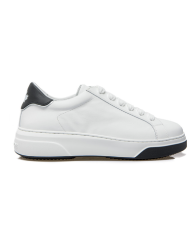 Dsquared2 Bumper Sneakers Wit