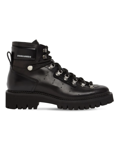 Dsquared2 Hector Hiking Boots Zwart