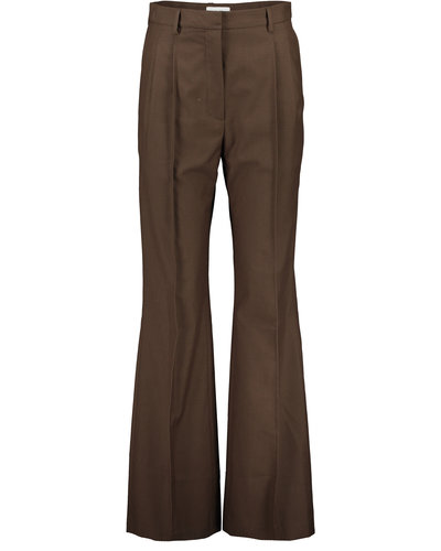 Kenzo Flared Tailored Pants Taupe