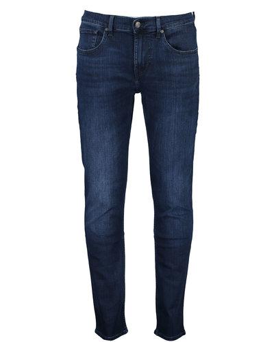 7 for all mankind Stretch Tek Five Stars Jeans Blauw