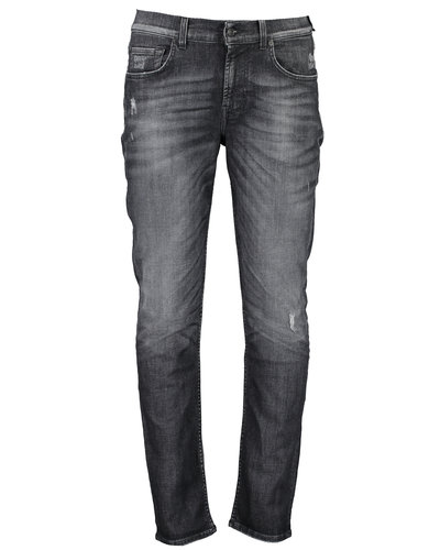 7 for all mankind Stretch Tek Must Have Jeans Black