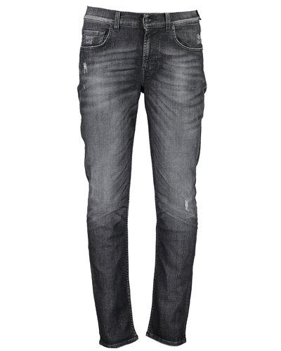 7 for all mankind Stretch Tek Must Have Jeans Zwart