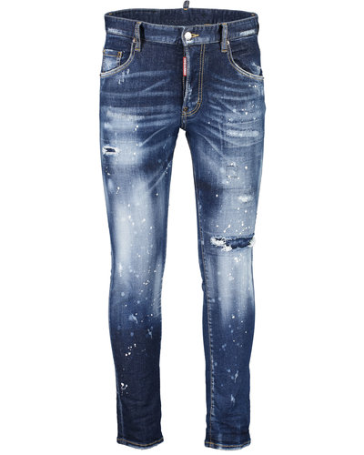 Dsquared2 Skater Jeans Blue