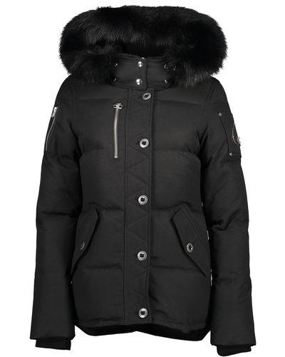 Moose Knuckles 3Q Jacket Dames Zwart/Zwart