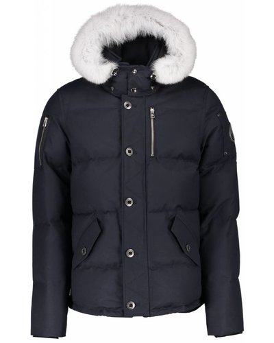 Moose Knuckles 3Q Jacket Navy/Offwhite