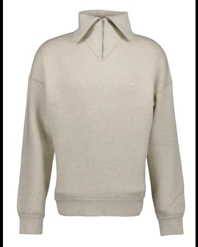 Isabel Marant Weloyan Sweater Ecru