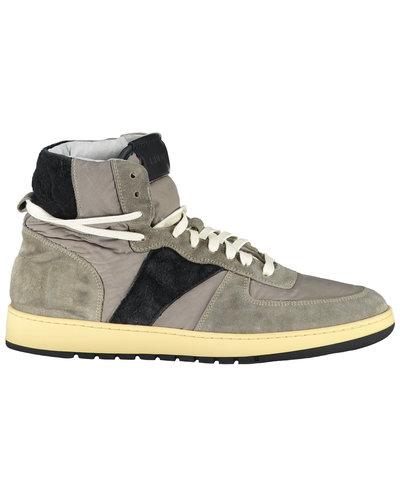 Rhude Rhecess Hi Sneakers Grijs