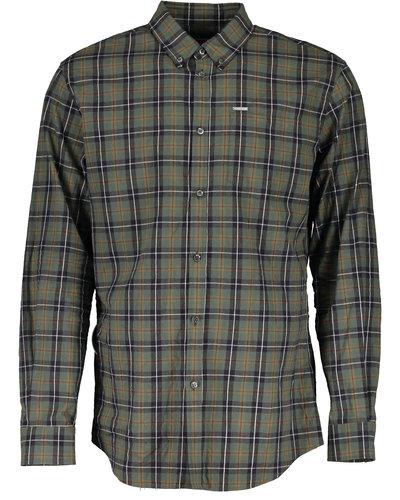 Dsquared2 Check Rix Dan Shirt Green
