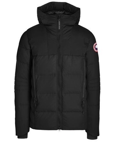Canada Goose Hybridge Down Coat Black