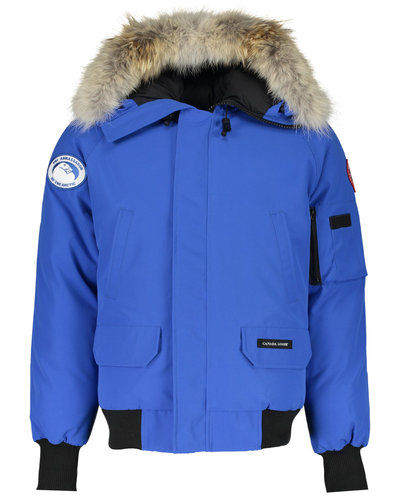 Canada Goose PBI Chilliwack Bomber Jacket Blau